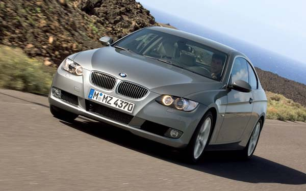 BMW 3-series Coupe 2006-2009