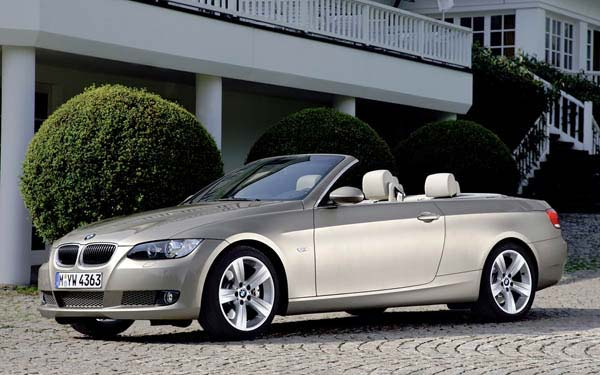 Фото BMW 3-series Convertible  (2006-2009)