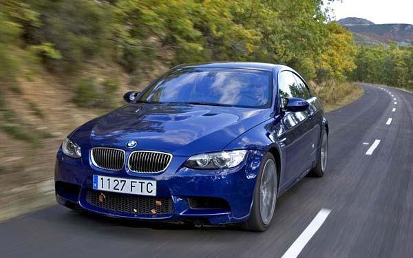 BMW M3 2008-2009