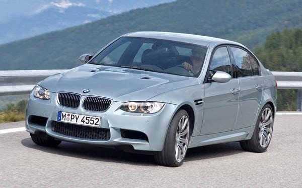 BMW M3 Sedan 2008-2011
