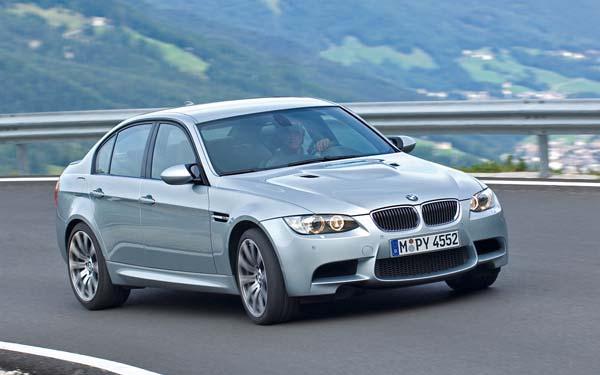 Фото BMW M3 Sedan