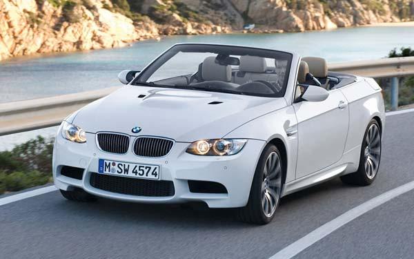 BMW M3 Convertible 2008-2009