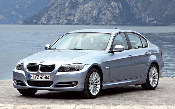 BMW 3-series 2008-2011