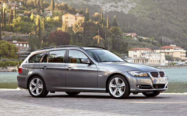 BMW 3-series Touring 2008-2012