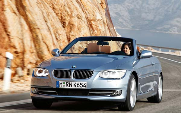 BMW 3-series Convertible 2010-2012
