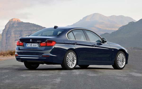 BMW 3-series 2012-2015
