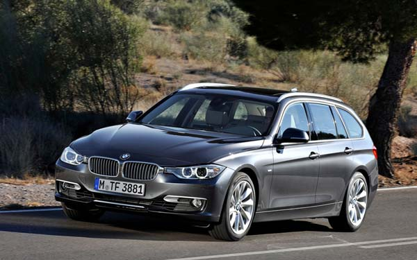 BMW 3-series Touring 2012-2015