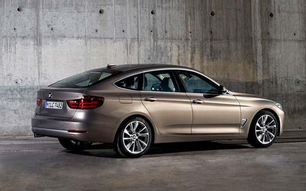 BMW 3-series Gran Turismo 2013-2015