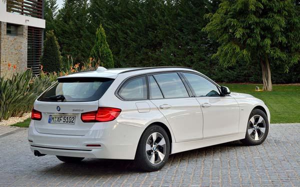 BMW 3-series Touring 2015-2019
