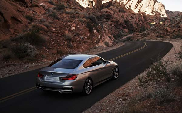 BMW 4-series Concept