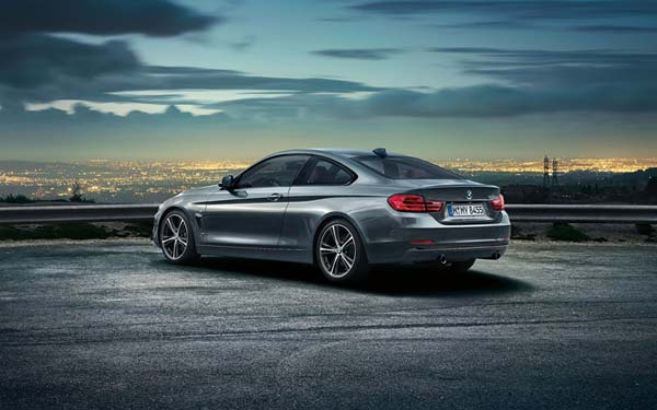 BMW 4-series 2013-2017