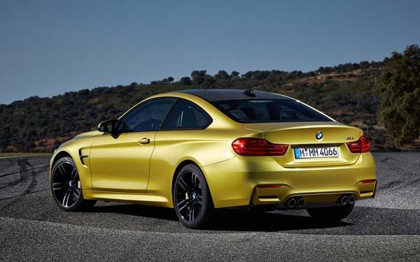 BMW M4 2014-2017