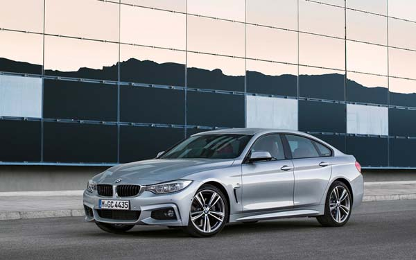 BMW 4-series Gran Coupe 2014-2017