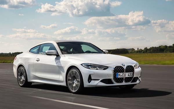BMW 4-series 2020