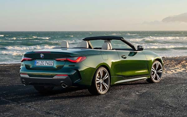 BMW 4-series Cabrio 2020