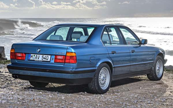 BMW 5-series 1991-1996