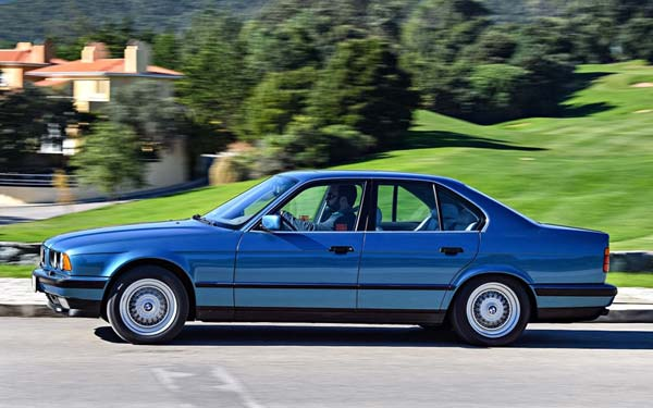 BMW 5-series Touring (1997-1999) Фото #4