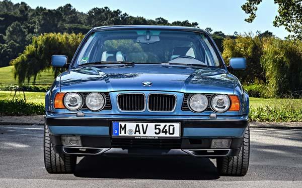 BMW 5-series Touring 1997-1999
