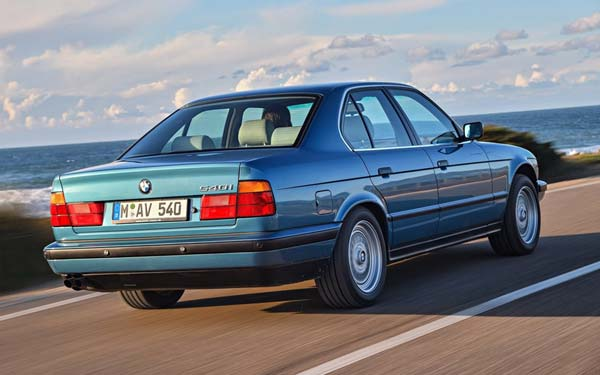 BMW M5 1998-2003