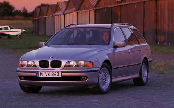 BMW 5-series Touring 1997-1999
