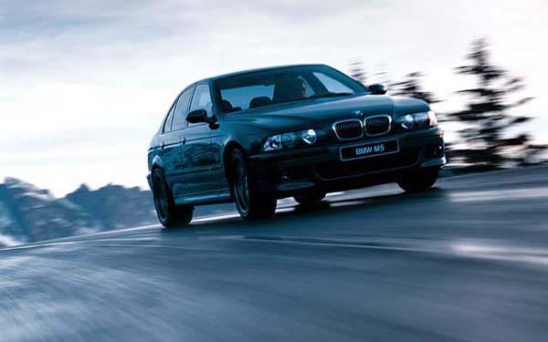 BMW 5-series 2000-2003