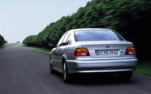 Фото BMW 5-series  (2000-2003)