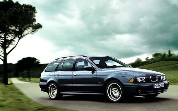 BMW 5-series Touring 2000-2003