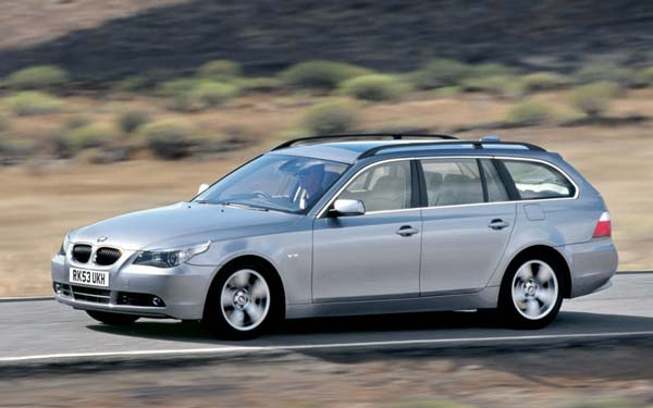 Фото BMW 5-series Touring  (2004-2006)
