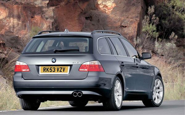 BMW 5-series Touring 2004-2006