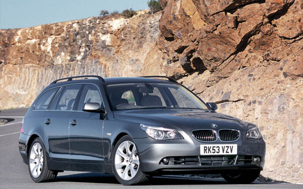 Фото BMW 5-series Touring  (2004-2006)