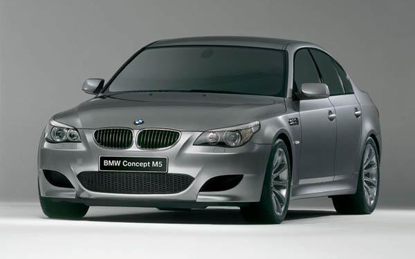 BMW M5 2004-2009