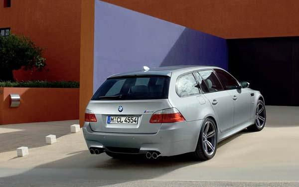 BMW M5 Touring 2007-2009