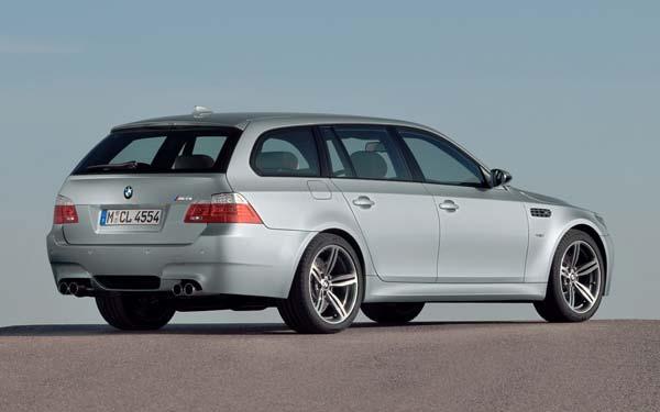 Фото BMW M5 Touring  (2007-2009)
