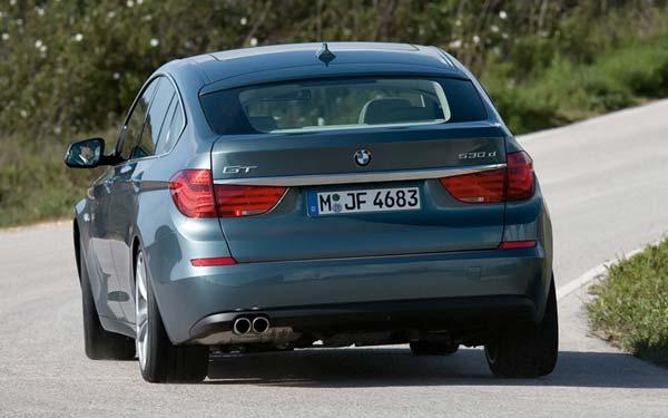 BMW 5-series Gran Turismo 2010-2013