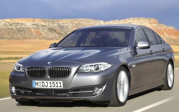 BMW 5-series 2010-2013