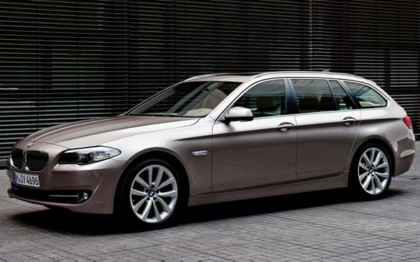 BMW 5-series Touring (2010-2013) Фото #111
