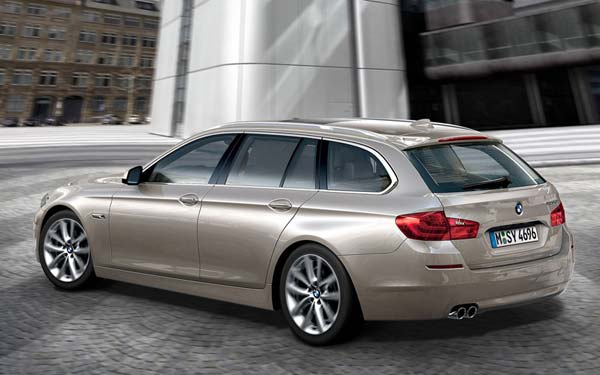 BMW 5-series Touring (2010-2013) Фото #112