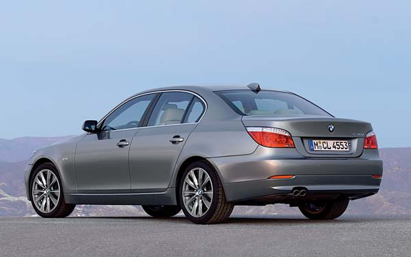 BMW 5-series 2007-2009