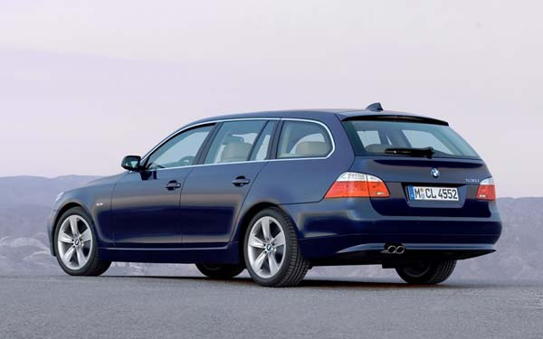 BMW 5-series Touring 2007-2010