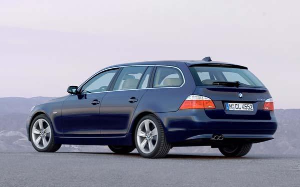BMW 5-series Touring 2007-2010