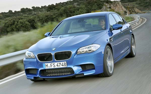 BMW M5 2011-2013