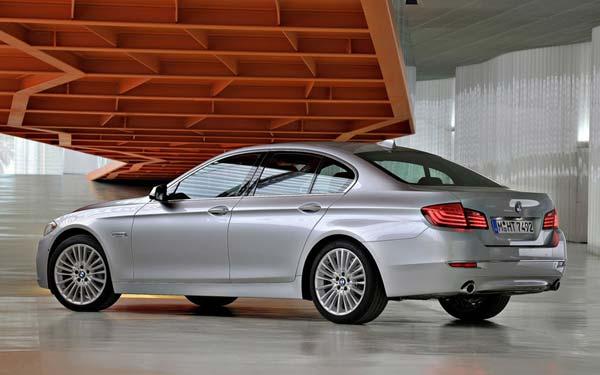 BMW 5-series 2013-2016