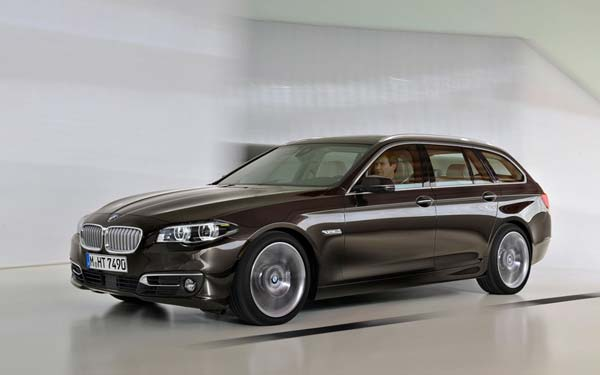 BMW 5-series Touring (2013-2016) Фото #221