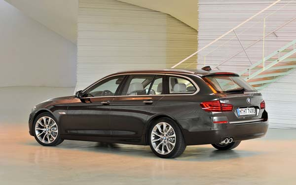 BMW 5-series Touring (2013-2016) Фото #222