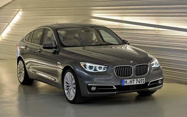 BMW 5-series Gran Turismo 2013-2016