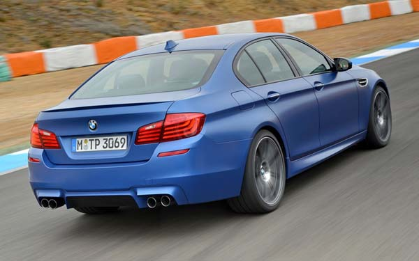 BMW M5 2013-2016