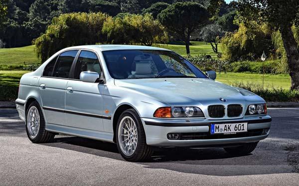 BMW 5-series 1995-1999