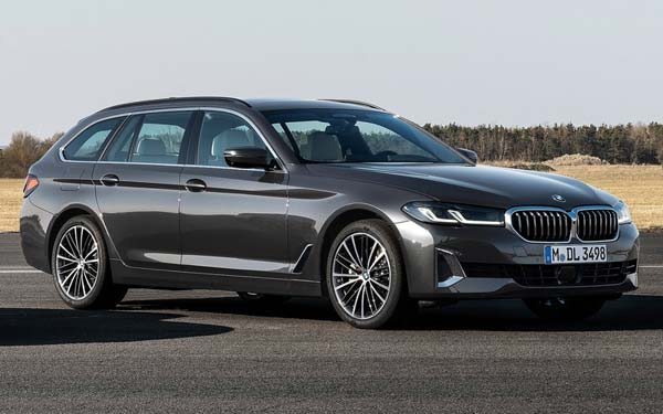 BMW 5-series Touring 2020