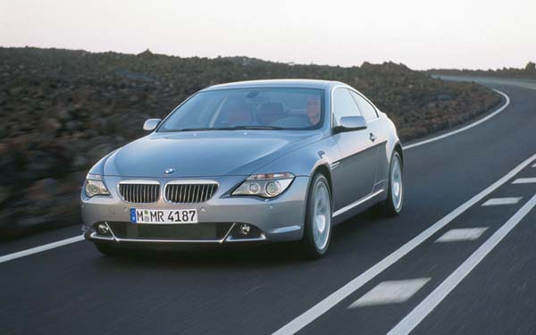 BMW 6-series 2006-2010