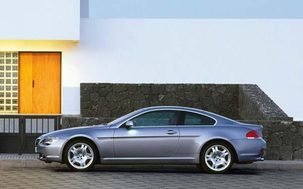 Фото BMW 6-series  (2006-2010)